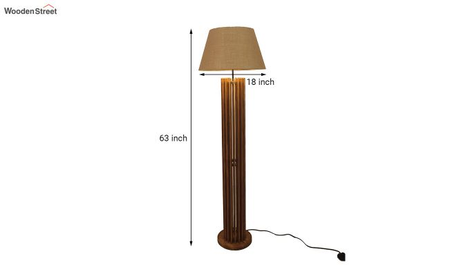 Ventus Wooden Floor Lamp-7