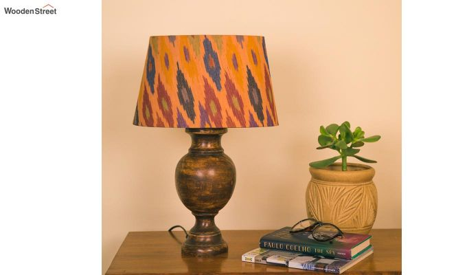 Croma Cone Lamp Shade by Grated Ginger-2