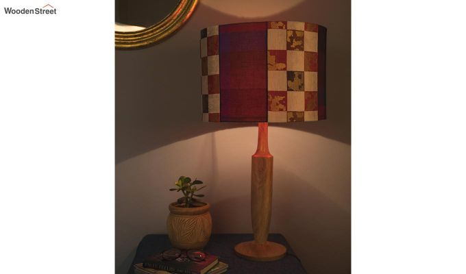 Mono Lamp Shade by Grated Ginger-1