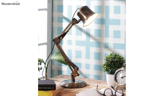 Arris Adjustable Study Lamp by Grated Ginger-1