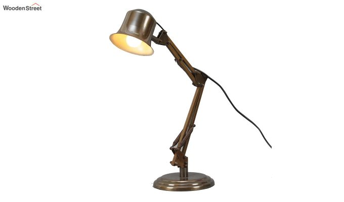 Arris Adjustable Study Lamp by Grated Ginger-3