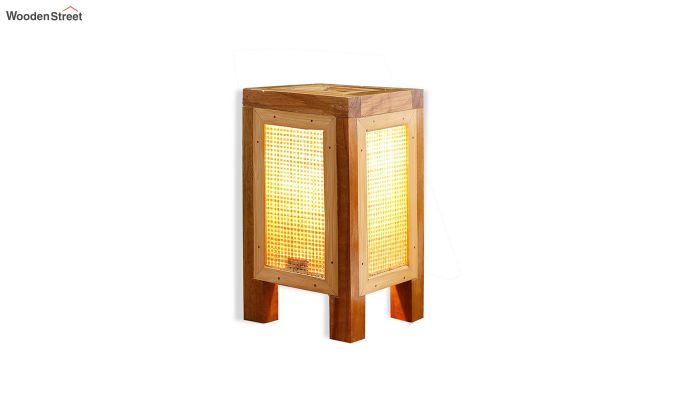Contemporary Bamboo Table Lamp-3