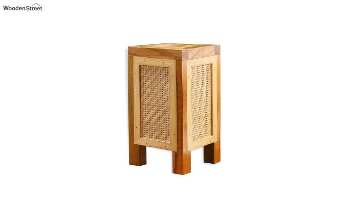 Contemporary Bamboo Table Lamp-4