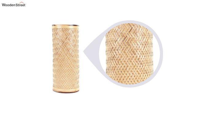 Decorative Bamboo Table Lamp-4