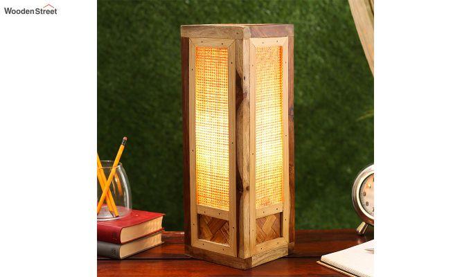 Estelle Bamboo Table Lamp-2