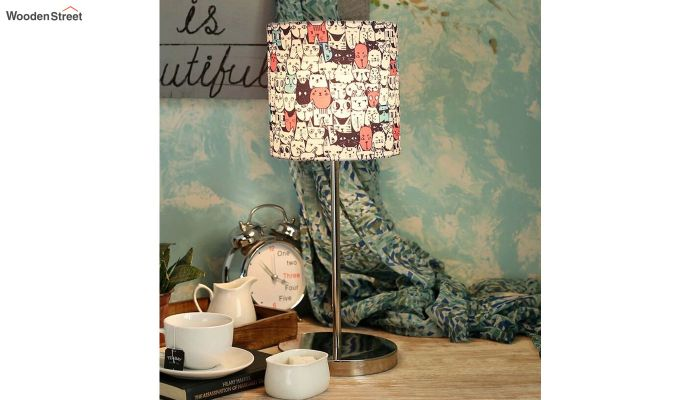 Find My Cat Table Lamp-1