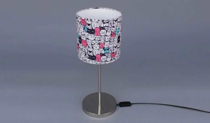 Find My Cat Table Lamp-2