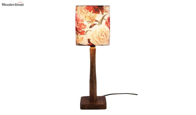Floral Rose Table Lamp-2