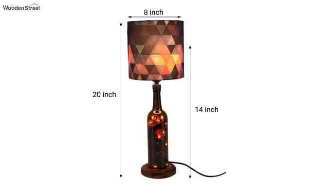 Hocus Pocus Bottle Table Lamp-3