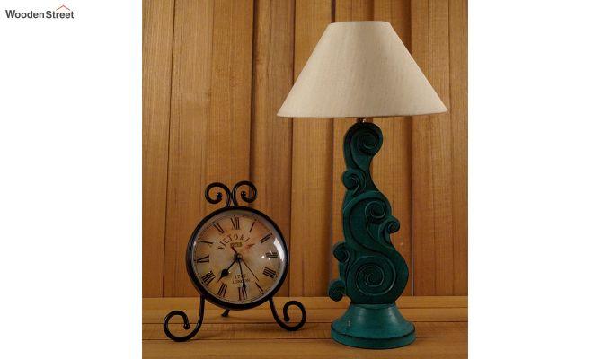Holly Cream Table Lamp-2