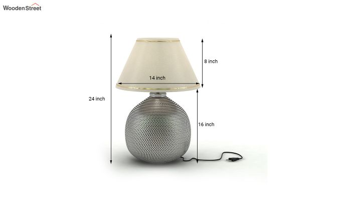 Molly Metal Table Lamp-3
