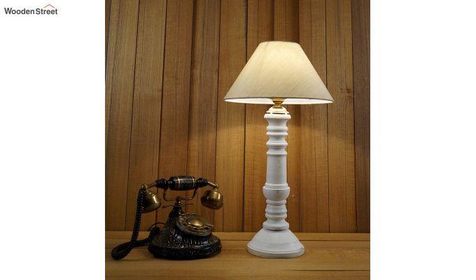 Order Cream Table Lamp-2