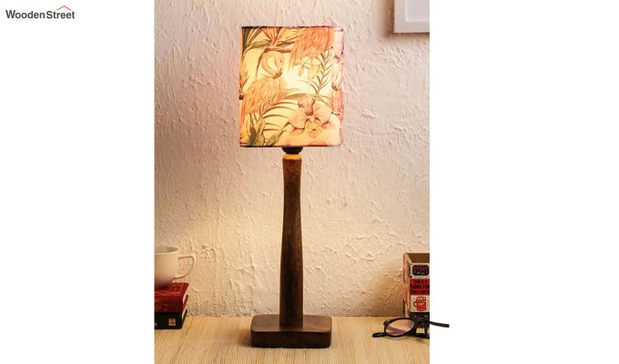 Pink Flamingos Table Lamp-1