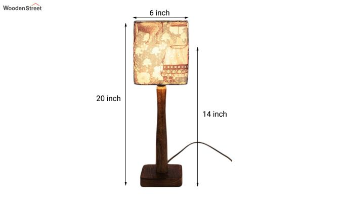 Royal Elephant Table Lamp-3