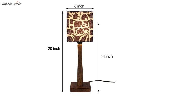 Tiny Elephants Table Lamp-3
