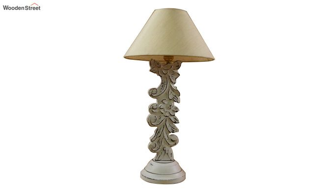 Vino Cream Table Lamp-3