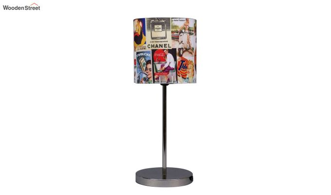 Vintage Ads Table Lamp-2