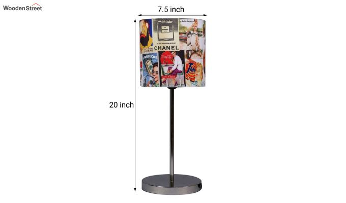 Vintage Ads Table Lamp-5
