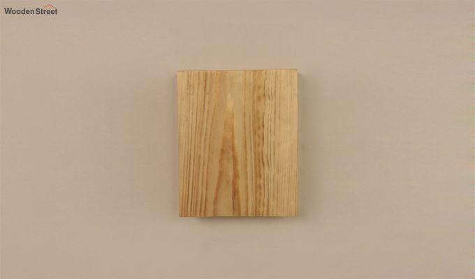 Aura6 LED Beige Wooden Wall Light-3
