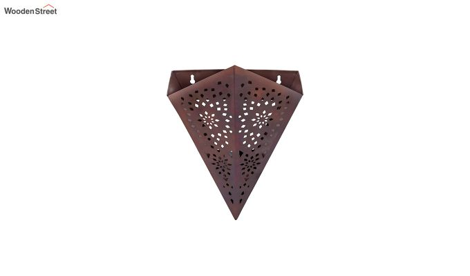 Moroccan Cone Copper  Wall Light-2