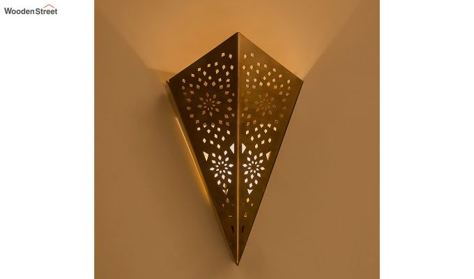 Moroccan Cone Wall Light-1