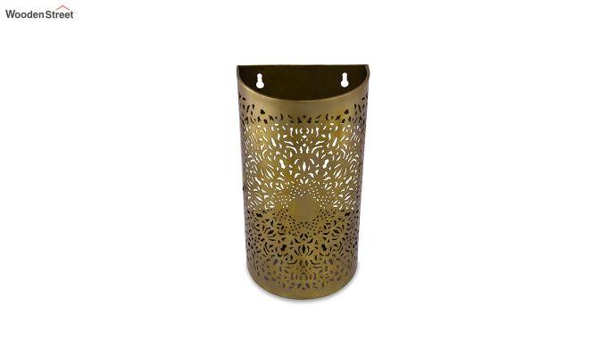 Moroccan Filgree Wall Light-3