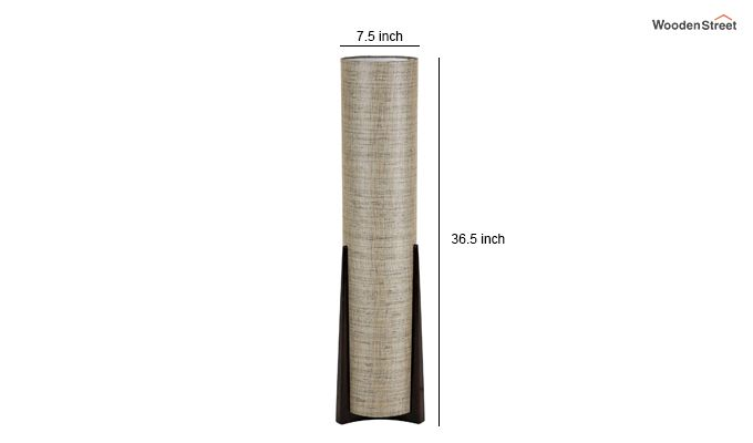 Biset Floor Lamp (Dark Grey)-3
