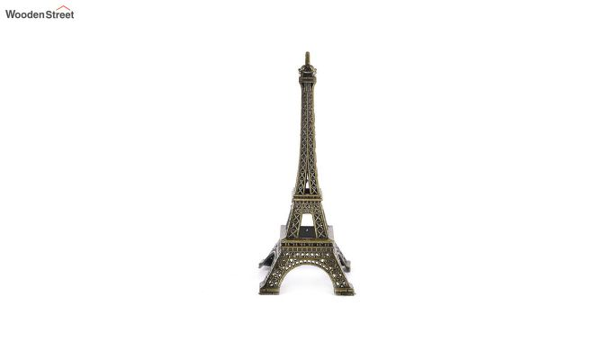 Metallic 4-inch Eiffel Tower-1