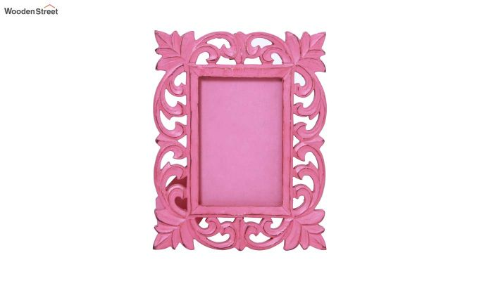 Coral Pink Photo Frame-2