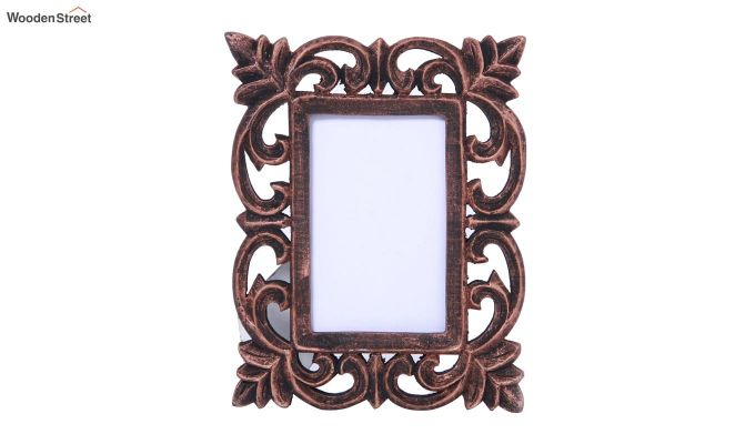 Dark Wood Photo Frame-2