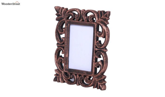 Dark Wood Photo Frame-3
