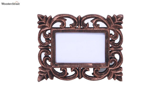 Dark Wood Photo Frame-4