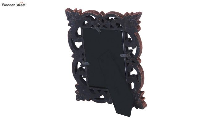 Dark Wood Photo Frame-5