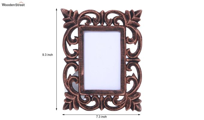Dark Wood Photo Frame-6