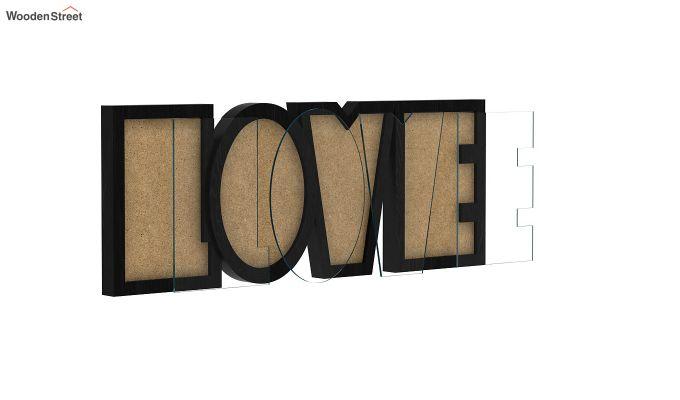 Love Photo Frame (Black Finish) (Black Finish)-3