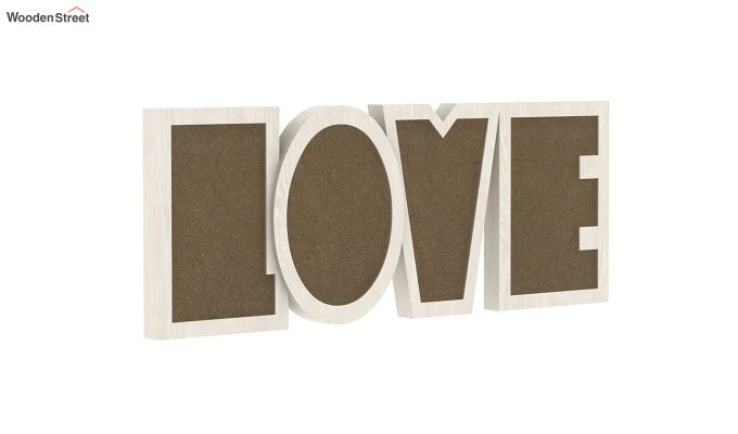 Love Photo Frame (White Finish) (White Finish)-4
