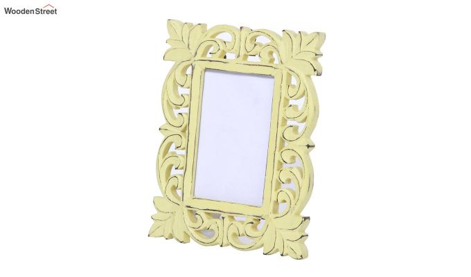 Royal Yellow Photo Frame-3