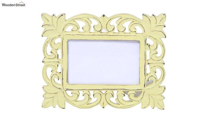 Royal Yellow Photo Frame-4