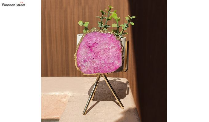 Agate Pink Planter-2