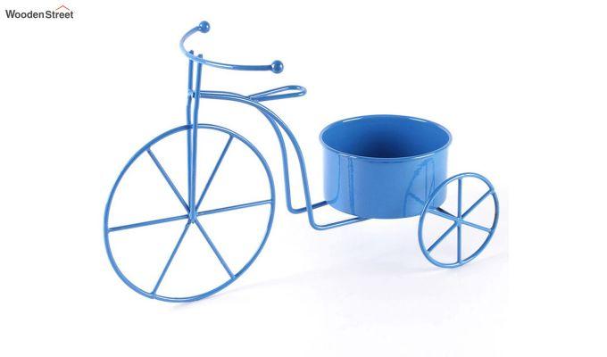 Blue Cyclo Planter-2
