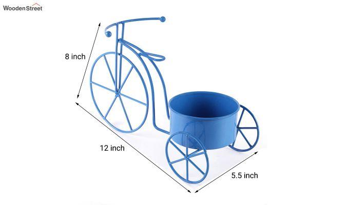 Blue Cyclo Planter-4