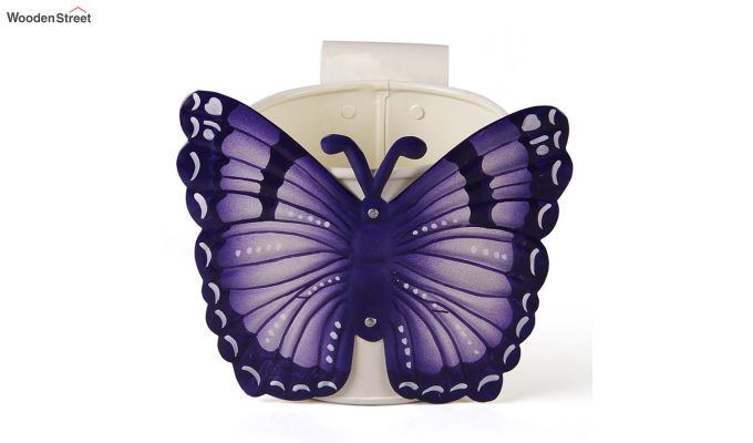 Butterfly Violet Pot Planter-2