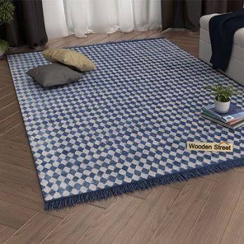 Buy dari, dhurries, carpets online in India