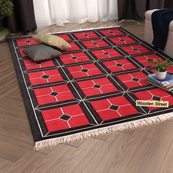 Cotton rugs and carpets online in India