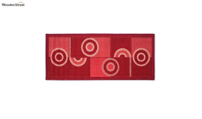 Red Nylon Bed Side Runner-2