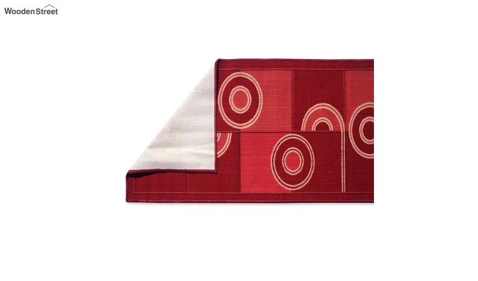 Red Nylon Bed Side Runner-3