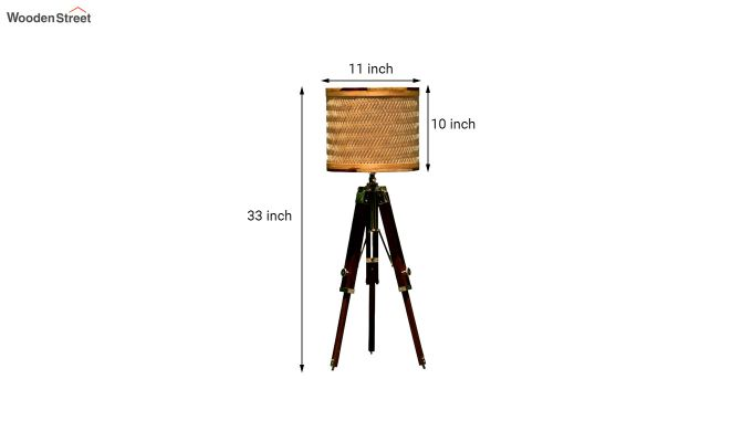 Decorative Tripod Floor Lamp-4