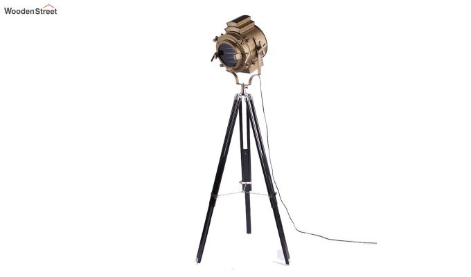 Discovery Black Tripod Lamp by Grated Ginger-2