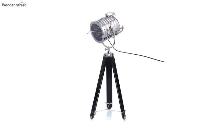Potter Black Tripod Lamp by Grated Ginger-2
