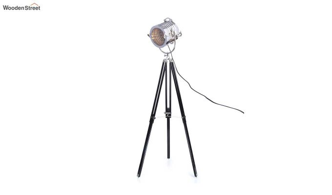 Potter Black Tripod Lamp by Grated Ginger-3